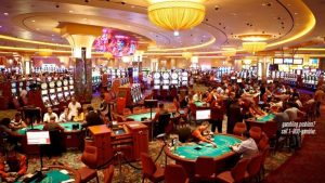 Advantages of the United States with respect to casino laws