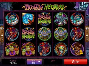 Boogie Monsters casino