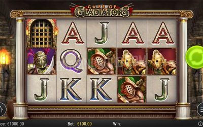 Play the Gladiator Full of Action and Blood