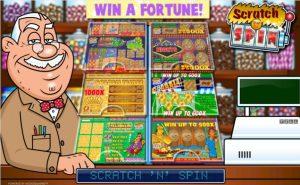 Scratch n Spin casino